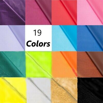 Premium Tissue Papers- 24 Colors - Different Quantities - Canada Shipping