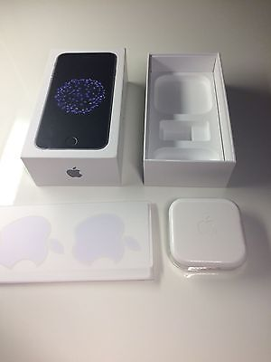 Box Apple iPhone 6 - 16GB Space Gray *Box Only*