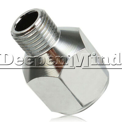 1/4'' BSP Female to 1/8'' BSP Male Airbrush Hose Fitting Adaptor Connector