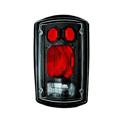 IPCW 95-11 Ford Econoline 00-05 Ford Excursion Tail Lamps Black CWT-CE502CB Pair