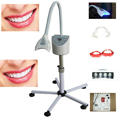 UK LED Teeth whitening Dental BLEACHING MACHINE LAMP bleaching Light Blanchiment