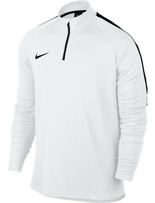 Nike Dry Academy Football Drill Top Felpa Allenamento Training Sweatshirt