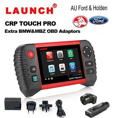 Launch CRP Touch Pro OBDII Diagnostic Scan Tool EPB SAS DPF ABS Wifi Android AU