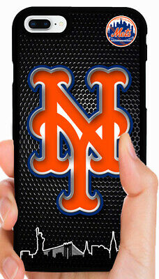 NEW YORK METS BASEBALL PHONE CASE FOR iPHONE XS XR X 8 7 6S 6S PLUS 6 5C 5 5S 4
