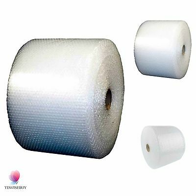 """1/2"""" x 125' x24"""" Large Bubble Cushioning Wrap Padding Roll 125 FT Perforated 12"""""""