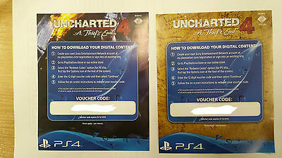 Uncharted 4 A Thief's End Libertalia DLC Download Content Dynamic Skins Pack UK