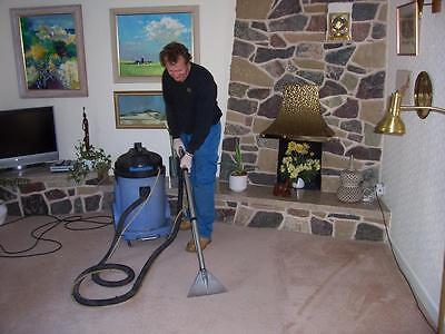 CARPET & UPHOLSTERY CLEANING BUSINESS (Complete Start up Package)