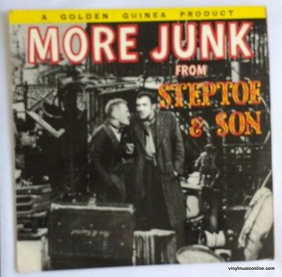 Steptoe And Son - More Junk From .......  **VINYL LP**  Very Good.