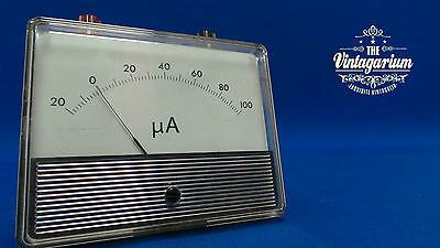 Vintage Philip Harris Ammeter DC A100 Science Experiment