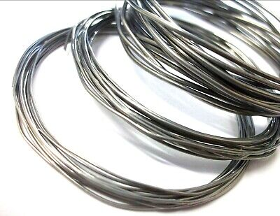 low melting point solder lmp 62% tin 36% lead 2% silver choose size and length