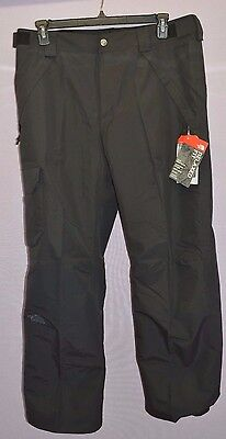 The North Face Men's Seymore Ski Snow Winter Snowboard Pants Hyvent Black S M L