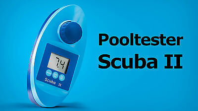 Lovibond Scuba II Swimming Pool Test Kit and Spa kit