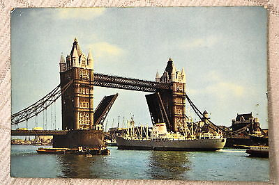 "CPM "" LONDON - Tower Bridge"