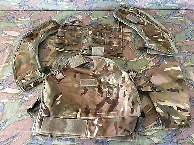 British Army MKIV MTP Osprey Body Armour Accessories