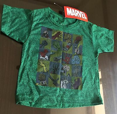 Baby t-shirt 24M MARVEL SUPERHEROES from Red Decco