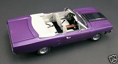 GMP 1:18 1970 Plymouth Road Runner Convertible #18810