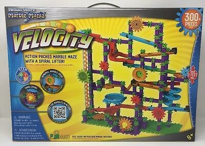 The Learning Journey Techno Gears Marble Mania Velocity 2.0 Marble Maze