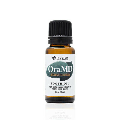 OraMD Extra Strength, Superior Toothpaste and Mouthwash Alternative