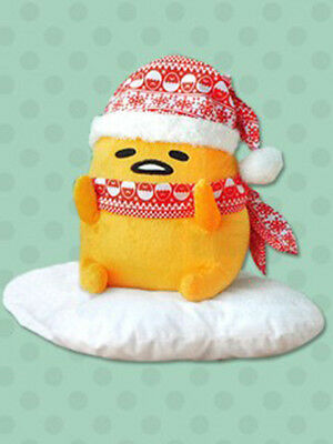 NEW FuRyu Red Gudetama Gude Gude Nordic Big DX Plush 40cm AMU-PRZ7726 Official