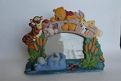 Winnie the Pooh and friends picture frame Walt Disney World park