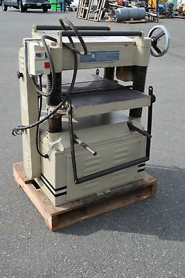 """Canwood Industrial 20"""" Auto Planer"""