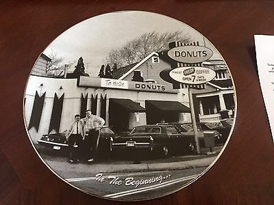 Tim Hortons Royal Doulton Collector Plate