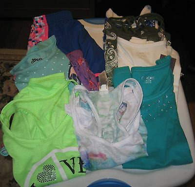 Mixed Lot Girls Clothes Size 10 USED