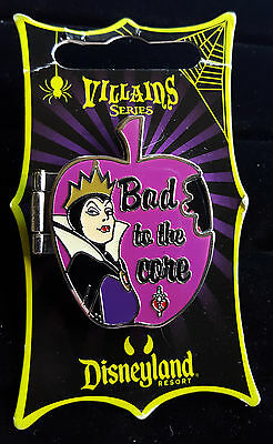 Disney Villains Series 2008 Evil Queen Bad To The Core Evil Queen Old Hag Pin