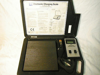 Tif Electronic Charging Scale Meter Havc Tool In Case