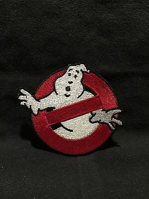 Ghostbusters Sew-On or Stick-On Patch