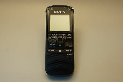 Sony ICD-AX412 IC Recorder Digital Voice Recorder