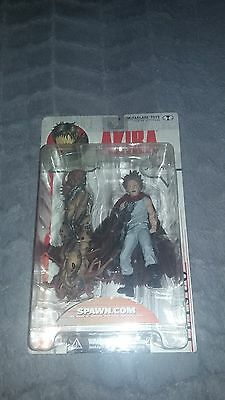 Moc 2009 Mcfarlane Toys Akira Tetsuo Action Figure 3D Animation From Japan