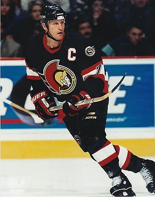 "8""X10"" original photo Randy Cunneyworth Ottawa Senators NHL"