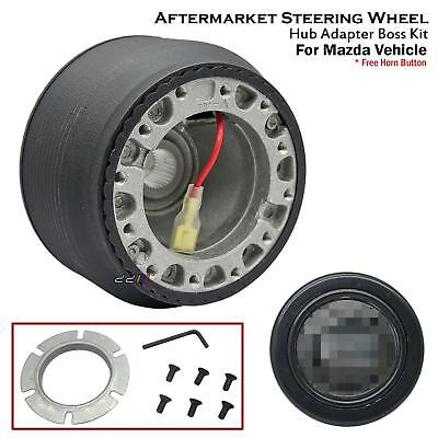 Steering Wheel Hub Adapter Boss Kit Fits Mazda RX-8 RX8 MX-5 MX5 NB NC 323 BJ