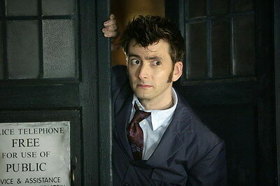 """016 DAVID TENNANT - Doctor Who UK Actor 21""""x14"""" Poster"""