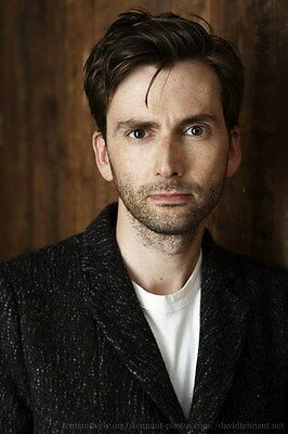 """049 DAVID TENNANT - Doctor Who UK Actor 14""""x21"""" Poster"""