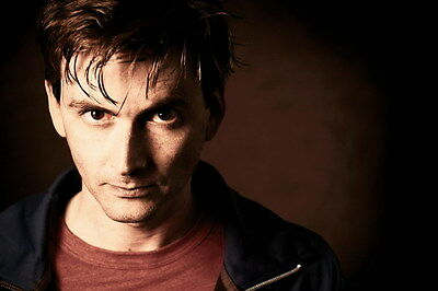 """019 DAVID TENNANT - Doctor Who UK Actor 21""""x14"""" Poster"""