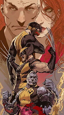 "035 The Wolverine 3 - Hugh Jackman Action 2017 Movie 24""x42"" Poster"