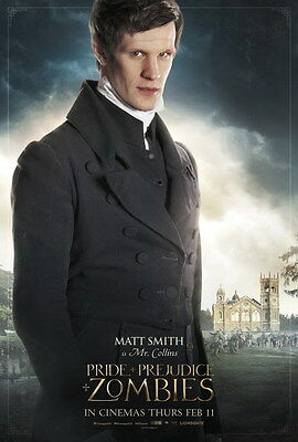 "005 MATT SMITH - Doctor Who UK Actor 24""x35"" Poster"