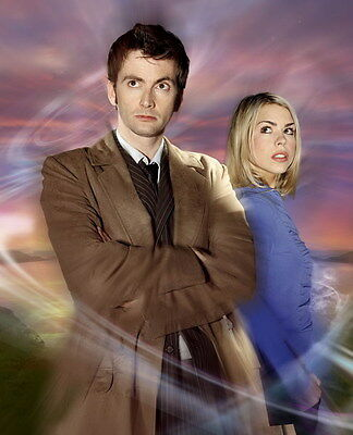 "026 DAVID TENNANT - Doctor Who UK Actor 24""x29"" Poster"