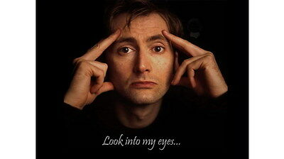"038 DAVID TENNANT - Doctor Who UK Actor 42""x24"" Poster"