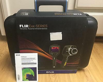 FLIR Exx-Series E40BX Infrared Thermal Imaging Camera Kit with Tools+ Software