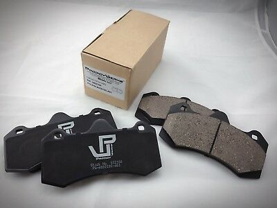 Street Performance Brake Pads for ProdigyWerks 6-Piston & AP Calipers CP7040