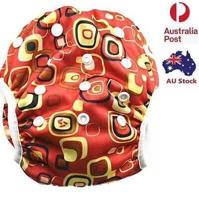 Reusable Swim Nappy Baby Toddlers Child Girl Girly Swimming Diaper Pant (S101)