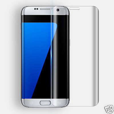 2.5D Full Coverage Tempered Glass Film Screen Protector For Samsung Galaxy S8