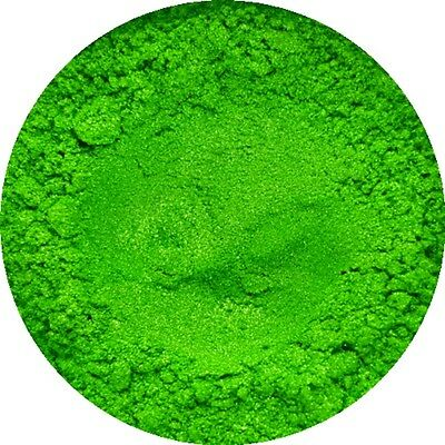 Pistachio Green Cosmetic Mica Powder 3g-50g Pure Soap Bath Bomb Colour Pigment