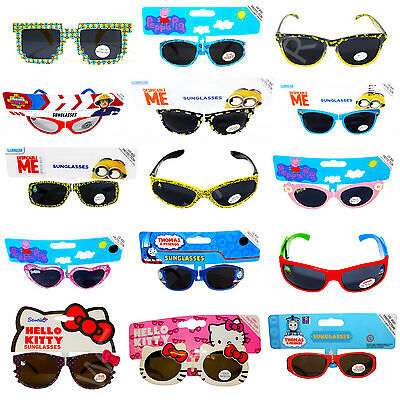 Childrens Sunglasses Various Brands Hello Kitty Spiderman Peppa Pig Paw Patrol