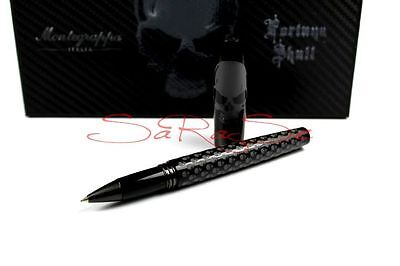 Montegrappa Fortuna Skull Rollerball Pen Limited Edition