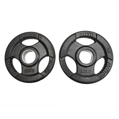 FH Tri-Grip Olympic Weights Weighted Disc Plates