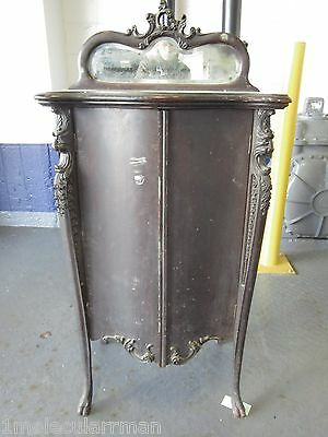 Antique ~ French ~ Gothic ~ Jewelry~ Chiffonier/Vanity ~  Pick Up Only
